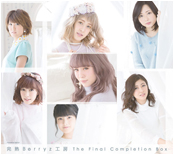 Kanjuku Berryz Koubou The Final Completion Box Limited Edition B
