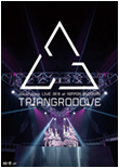 LIVE 2018 at NIPPON BUDOKAN TRIANGROOOVE DVD Cover