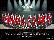 Morning Musume '17 Tanjou 20 Shuunen Kinen Concert Tour 2017 Aki ~We are MORNING MUSUME~ DVD